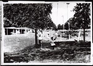 Primary view of object titled 'Camp Dixie in Edmond, Oklahoma'.