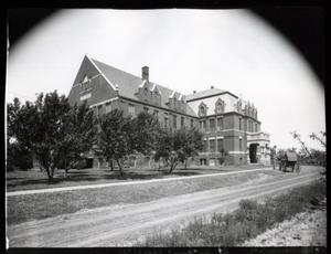 Primary view of object titled 'St. Anthony's Hospital in Oklahoma City, Oklahoma`'.