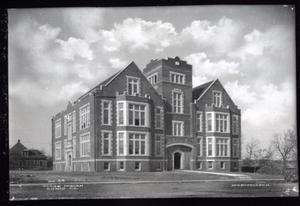 Primary view of object titled 'Owen School in Tulsa'.