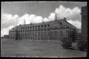 Primary view of object titled 'Engineering Building at Oklahoma State University in Stillwater, Oklahoma'.