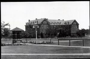 Primary view of object titled 'Gardiner Hall at Oklahoma State University in Stillwater, Oklahoma'.