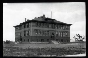 Primary view of object titled 'Sunrise Public School in Ada, Oklahoma'.