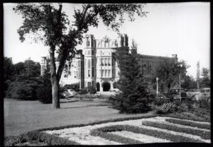 Primary view of object titled 'Holmberg Hall at the University of Oklahoma in Norman, Oklahoma'.