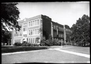Primary view of object titled 'Liberal Arts Building at the University of Oklahoma in Norman, Oklahoma'.