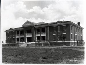 Primary view of object titled 'The Ladies Hall at Oklahoma Christian University in Enid, Oklahoma'.