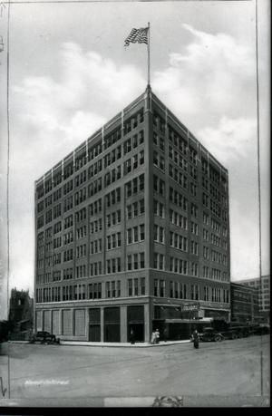 Primary view of object titled 'Mayo Building in Tulsa'.