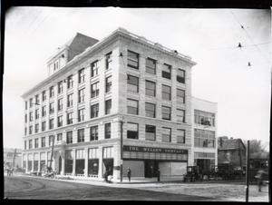 Primary view of object titled 'Wright Building in Oklahoma City'.