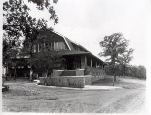Primary view of object titled 'Country Club in Ardmore'.