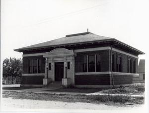 Primary view of object titled 'Carnegie Library in Ponca City, Oklahoma'.
