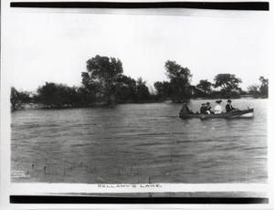 Primary view of object titled 'Bellamy's Lake in El Reno, Oklahoma'.