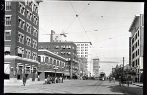 Primary view of object titled 'Grand Avenue in Oklahoma City'.