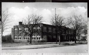 Primary view of object titled 'Edmond Senior High School in Edmond, Oklahoma'.