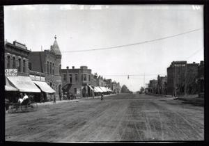 Primary view of object titled 'Main Street in Stillwater'.