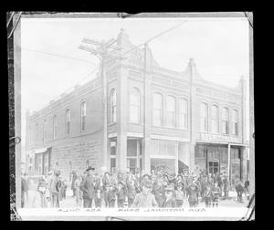 Primary view of object titled 'Ada National Bank in Ada, Oklahoma'.