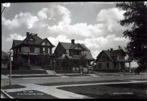 Primary view of object titled 'East 11th Street in Oklahoma City, Oklahoma'.