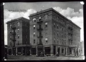Primary view of object titled 'Robinson Hotel in Tulsa'.