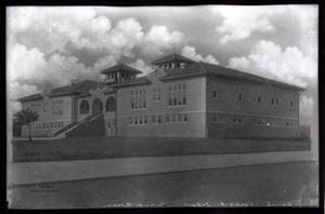 Primary view of object titled 'Lynch Forsyth School in Tulsa'.