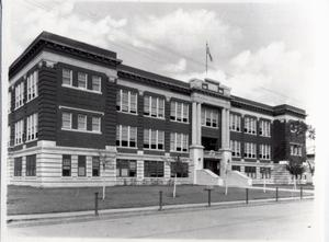 Primary view of object titled 'Ardmore High School'.