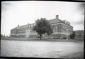 Primary view of object titled 'Whitehurst Hall at Oklahoma State University in Stillwater, Oklahoma'.
