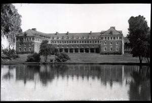 Primary view of object titled 'Willard Hall  at Oklahoma State University in Stillwater, Oklahoma'.