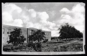 Primary view of object titled 'Langston University in Langston, Oklahoma'.
