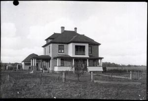 Primary view of object titled 'Samuel J. Garvin Residence in Pauls Valley, Oklahoma'.