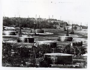 Primary view of object titled 'Glenn Pool Oil Field'.