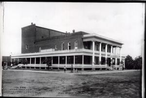 Primary view of object titled 'Grand Theatre in Vinita, Oklahoma'.