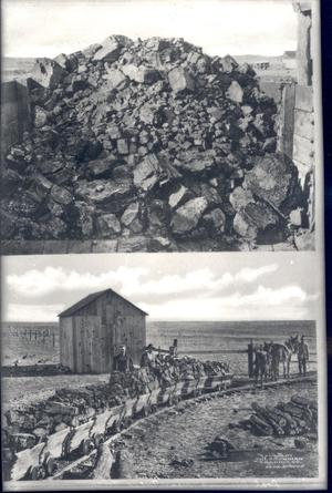 Primary view of object titled 'Coal Production Near Tulsa'.