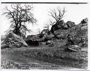 Primary view of object titled 'Osage Reservation near Ponca City, Oklahoma'.
