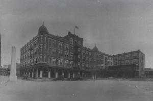 Primary view of object titled 'Artesian Hotel in Sulphur, Oklahoma'.