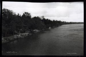 Primary view of object titled 'Scene in the Arkansas River'.