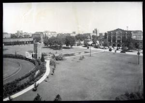 Primary view of object titled 'Sports Area at University of Oklahoma in Norman, Oklahoma'.