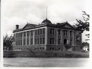 Primary view of object titled 'Central High School in El Reno, Oklahoma'.