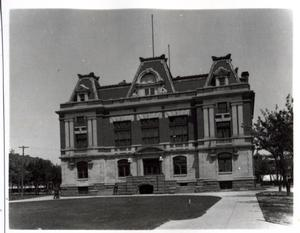 Primary view of object titled 'Garfield County Courthouse in Enid, Oklahoma'.