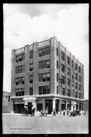 Primary view of object titled 'Cincinnati and 4th Street in Tulsa, Oklahoma'.
