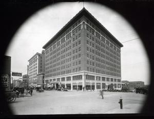 Primary view of object titled 'Hotel Tulsa Building in Tulsa'.