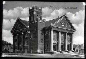 Primary view of object titled 'First Methodist Episcopal Church'.