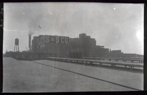 Primary view of object titled 'S & S Company Oklahoma City Stockyards'.