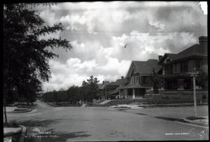 Primary view of object titled 'East Park Place at North Stiles in Oklahoma City'.