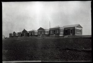 Primary view of object titled 'Veteran's Hospital in Sulphur, Oklahoma'.