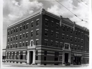 Primary view of object titled 'Loewen Hotel and Theatre in Enid, Oklahoma'.