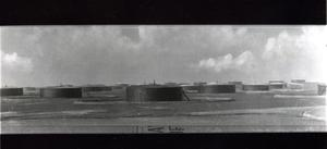 Primary view of object titled 'Oil Storage Tanks'.