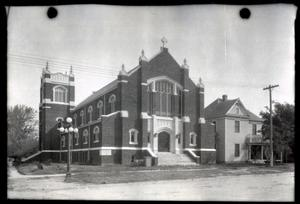 Primary view of object titled 'Presbyterian Church in Ardmore'.