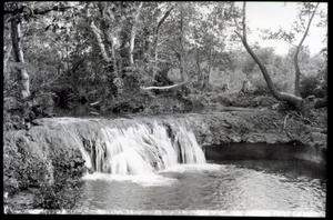 Primary view of object titled 'Chickasaw National Recreation Area near Sulphur, Oklahoma'.