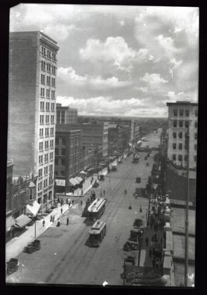 Primary view of object titled 'Main Street Oklahoma City'.