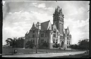 Primary view of object titled 'Oklahoma County Court House'.