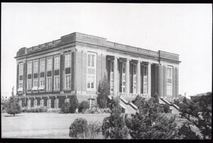 Primary view of object titled 'Chemistry Building  at Oklahoma State University in Stillwater, Oklahoma.'.