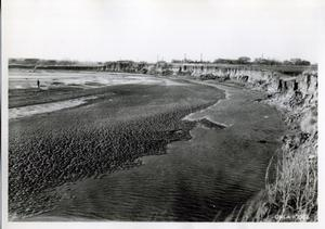 Primary view of object titled 'River Cutting its Bank'.