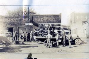 Primary view of object titled 'Creamery Company'.